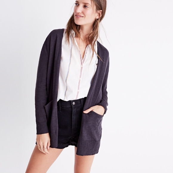 12799ca08b Madewell Sweaters - Madewell Summer Ryder Cardigan open front